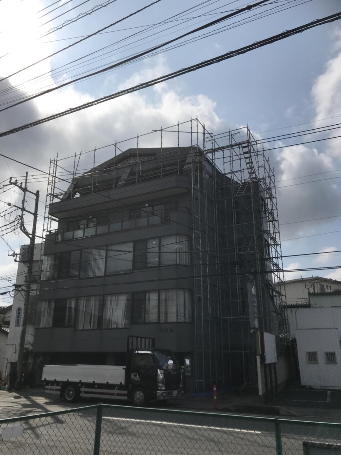 上尾市ビル