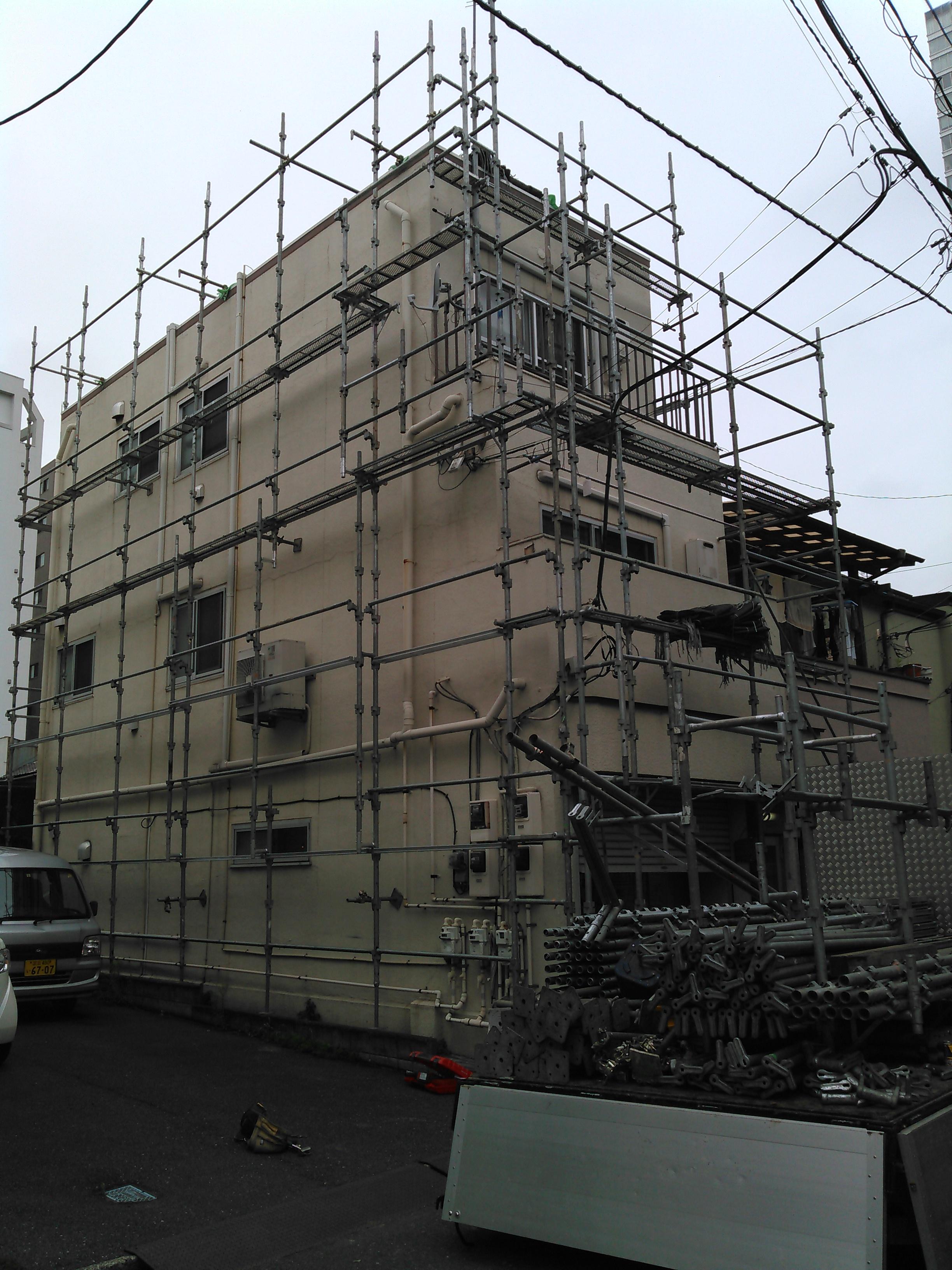 台東区3階ビル